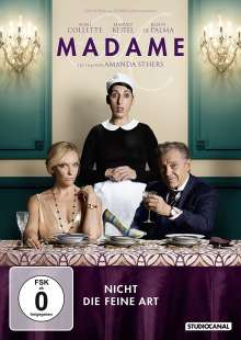 Madame, DVD
