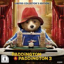 Paddington 1 & 2 (Limited Collector's Edition), 2 DVDs