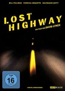 Lost Highway, DVD