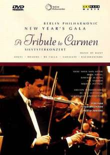 Silvesterkonzert in Berlin 31.12.97 (Tribute to Carmen), DVD