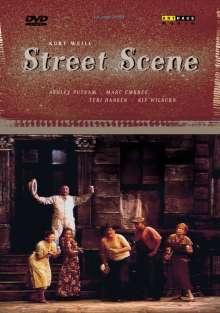 Kurt Weill (1900-1950): Street Scene, DVD
