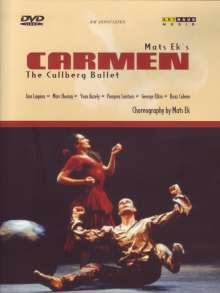 Cullberg Ballet:Carmen (Schtschedrin), DVD