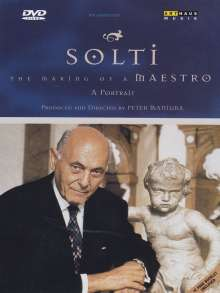 Sir Georg Solti - The Making of a Maestro, DVD