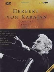 Herbert von Karajan - A Portrait, DVD