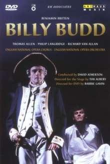 Benjamin Britten (1913-1976): Billy Budd op.50, DVD