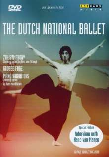 Holländisches Nationalballett, DVD