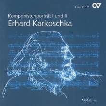Erhard Karkoschka (1923-2009): Komponistenporträt I & II, 2 CDs