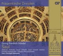 Georg Friedrich Händel (1685-1759): Saul, 3 SACDs