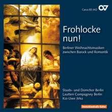 Frohlocke nun!, CD