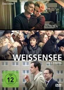 Weissensee Staffel 3, 2 DVDs