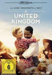 A United Kingdom, DVD