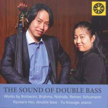 Ryutaro Hei - The Sound of Double Bass, CD