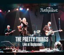 The Pretty Things: Live At Rockpalast 1998, 2004 & 2007 (2 DVD + CD), 2 DVDs