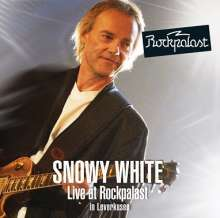 Snowy White: Live At Rockpalast (2 CD + DVD), 2 CDs