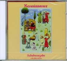 Renaissance: Scheherazade And Other Stories, CD