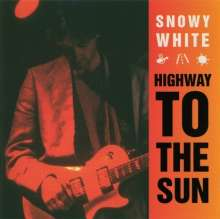 Snowy White: Highway To The Sun, CD