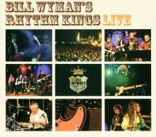 Bill Wyman & The Rhythm Kings: Live, CD