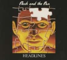Flash And The Pan: Headlines, CD