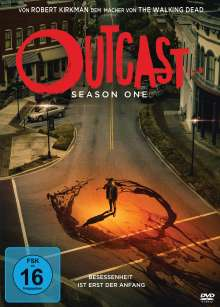 Outcast Season 1, 3 DVDs