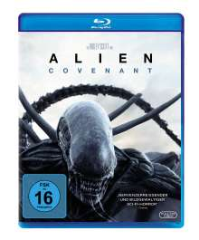 Alien: Covenant (Blu-ray), Blu-ray Disc