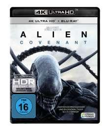 Alien: Covenant (Ultra HD Blu-ray & Blu-ray), Ultra HD Blu-ray