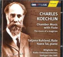 Charles Koechlin (1867-1950): Kammermusik mit Flöte, CD