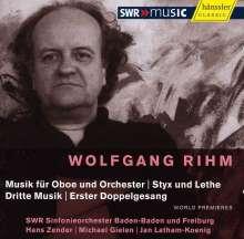 Wolfgang Rihm (geb. 1952): Musik für Oboe & Orchester, CD