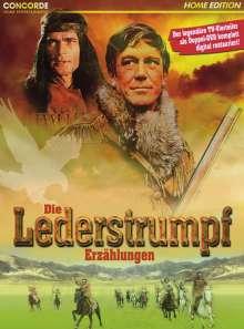 Die Lederstrumpf-Erzählungen, 2 DVDs