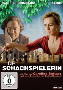 Die Schachspielerin, DVD