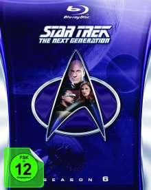 Star Trek: The Next Generation Season 6 (Blu-ray), 6 Blu-ray Discs