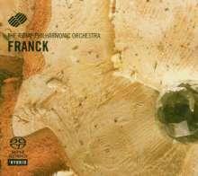 Cesar Franck (1822-1890): Symphonie d-moll, SACD