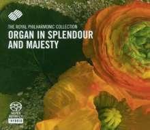James Parson - Organ in Splendour & Majesty, SACD