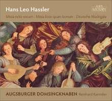 Hans Leo Hassler (1564-1612): Missa Octo Vocum, CD