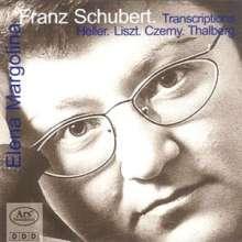 Elena Margolina - Schubert-Transkriptionen, CD
