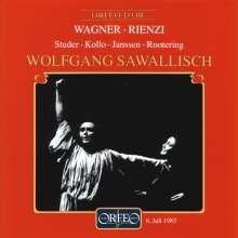 Richard Wagner (1813-1883): Rienzi, 3 CDs