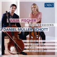 Julia Fischer & Daniel Müller-Schott - Duos für Violine & Cello, CD