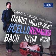 Daniel Müller-Schott - Cello Reimagined, CD
