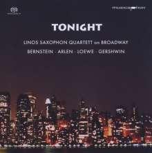 Linos Saxophon Quartett - Tonight, SACD