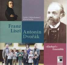 Antonin Dvorak (1841-1904): Lieder, CD