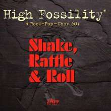 High Fossility: Shake, Rattle & Roll, CD