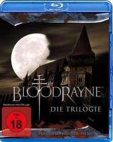 Bloodrayne - Die Triologie (Blu-ray), 3 Blu-ray Discs