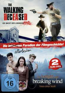 The Walking Deceased / Die Beilight Saga, 2 DVDs