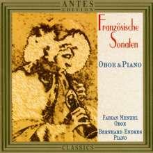 Fabian Menzel - Französische Oboensonaten, CD