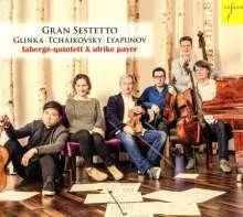 Ulrike Payer & das faberge-quintett - Gran Sestetto, CD