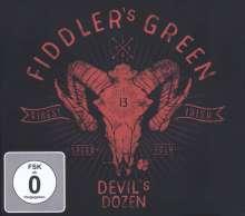 Fiddler's Green: Devil's Dozen (Deluxe Edition), CD