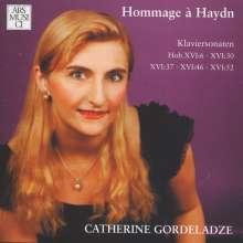 Catherine Gordeladze - Hommage a Haydn, CD