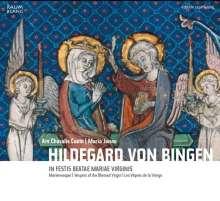 Hildegard von Bingen (1098-1179): In Festis Beatae Mariae Virginis, CD