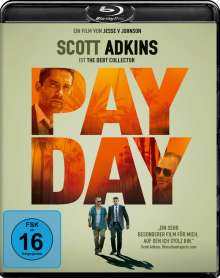 Pay Day (Blu-ray), Blu-ray Disc