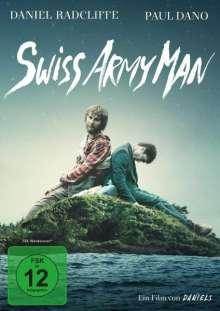 Swiss Army Man, DVD
