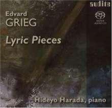 Edvard Grieg (1843-1907): 22 Lyrische Stücke, SACD